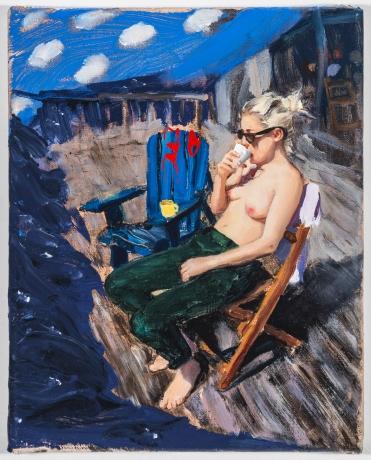 Jenna Gribbon at MoMA Warsaw