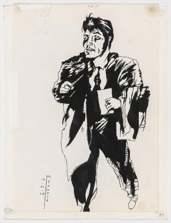 Gary Panter in Artforum's Critic's Picks