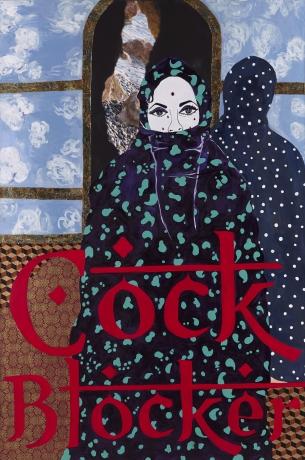 Kathe Burkhart in Flash Art