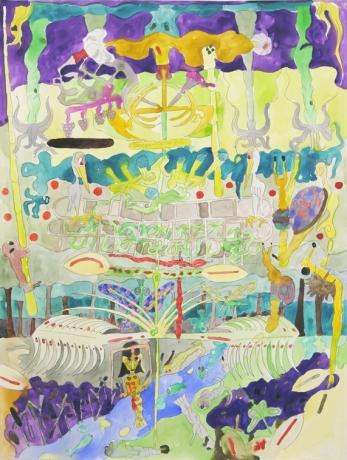 Keegan McHargue solo exhibition at Halsey Mcay, East Hampton