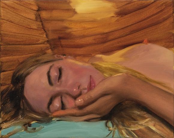 Jenna Gribbon in Art in America