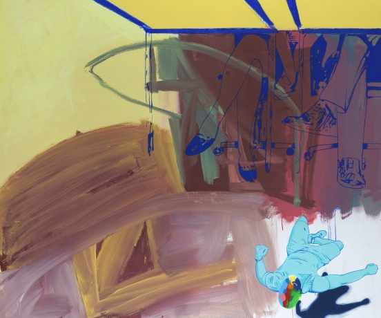 David Humphrey at Frieze New York in Artcritical