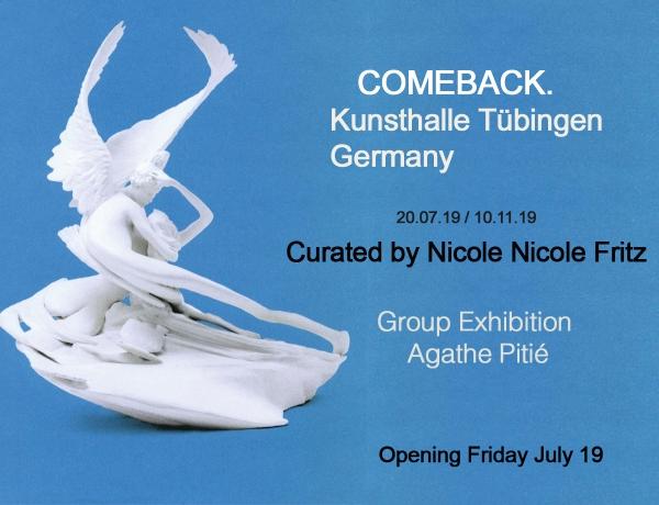 COMEBACK. Kunsthalle Tübingen