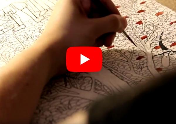Short film about Agathe Pitié