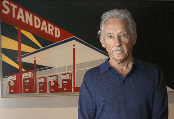 Ed Ruscha's Crucial Love of Pop Art