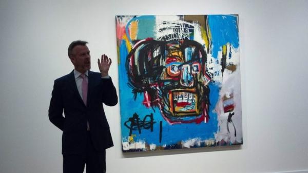 The $110.5 Million Dollar Basquiat