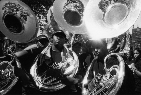 Event: Jules Allen: Marching Bands book signing at Steven Kasher Gallery on November 12th at 3PM