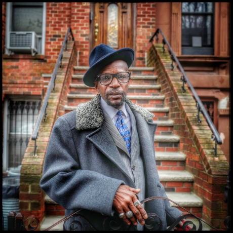 Press: The New York Times on Aperture's Vision & Justice issue, featuring Ruddy Roye