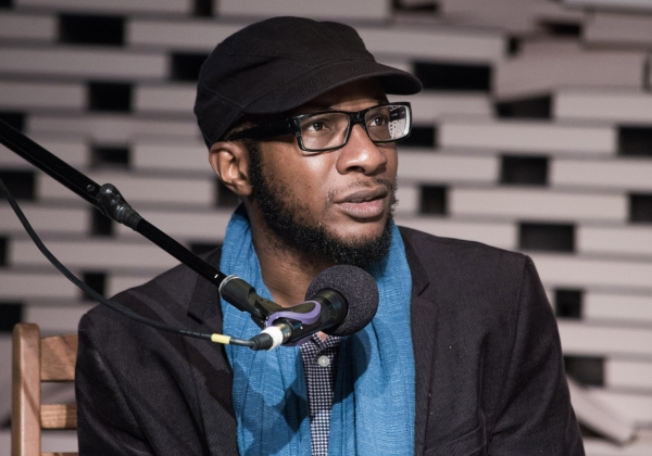 Event: Teju Cole at Adelaide Writers' Week 2018