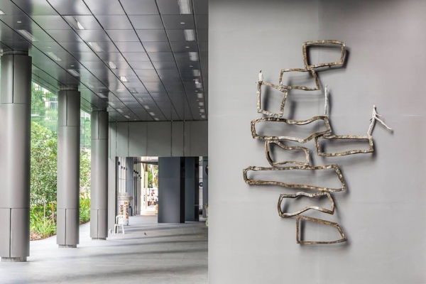 Val's public installations revealed at SkySuites & The Sorrento