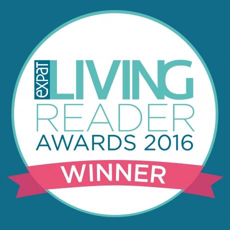 Expat Living Readers Awards 2016 : Winner