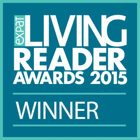 Expat Living Readers Awards 2015: WINNER