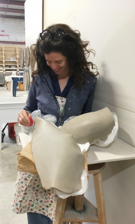 Greenwich House Pottery Artist in Residence: Jenny Day