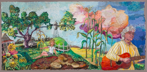 Artist Talk with Gina Phillips
