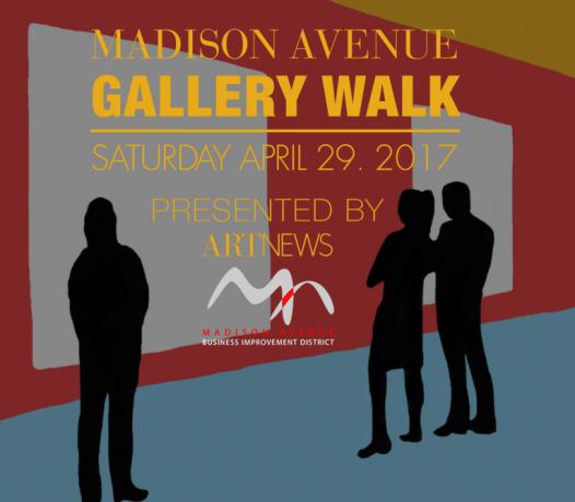 Madison Avenue Gallery Walk