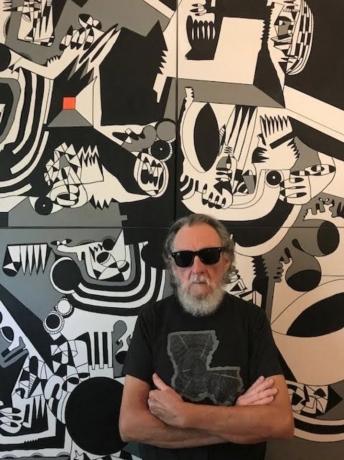 Luis Cruz Azaceta interviewed for Hypermedia Magazine