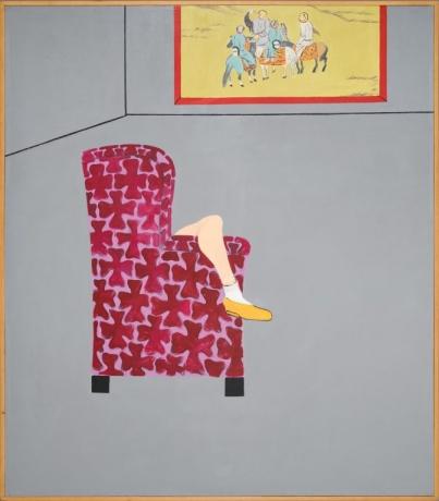 Joan Brown, 'The Room Part 1,' 1975.