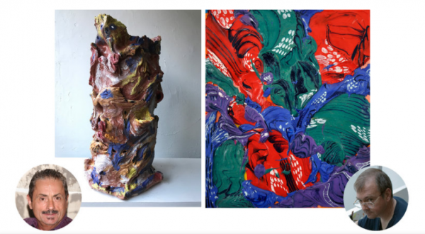 New York Times Style Magazine: The Unlikely Artists Behind This Season's Most Colorful Show