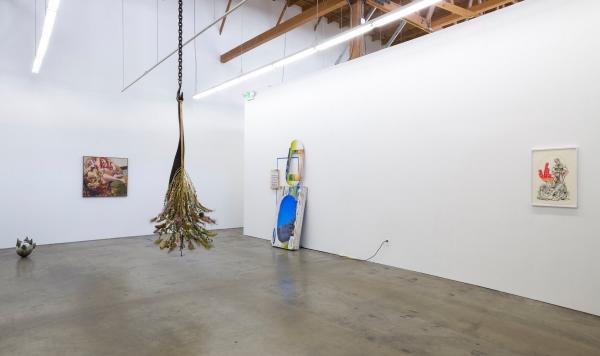 Ghebaly Gallery Installation Photo