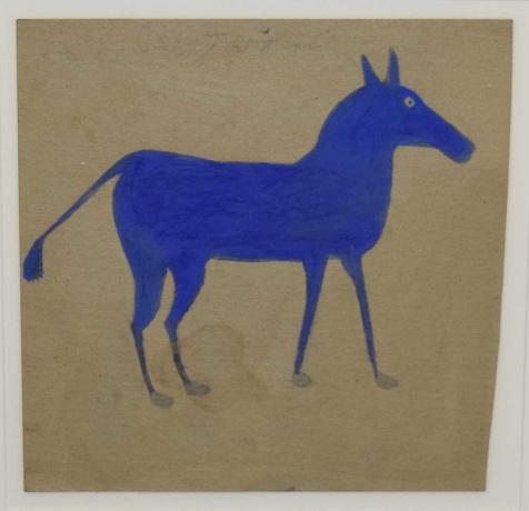 Image of Blue Mule