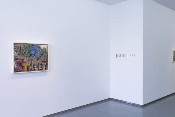 A Fine Insanity: John Lees at Betty Cuningham