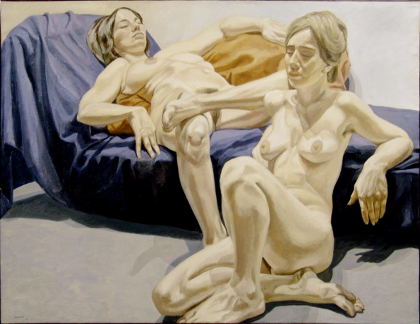 Philip Pearlstein: Six Paintings, Six Decades