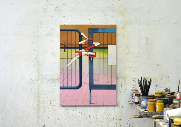 Thoralf Knobloch at Kunstverein Trier Junge Kunst