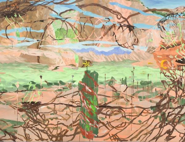 Esteban Cabeza de Baca's Solo Exhibition at Gaa Gallery Provincetown