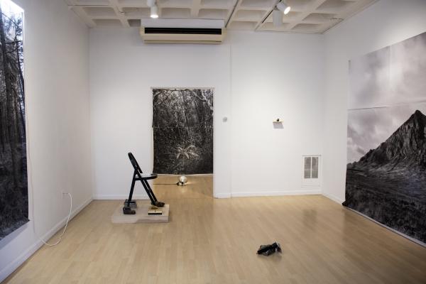 Erin Woodbrey Solo Exhibition