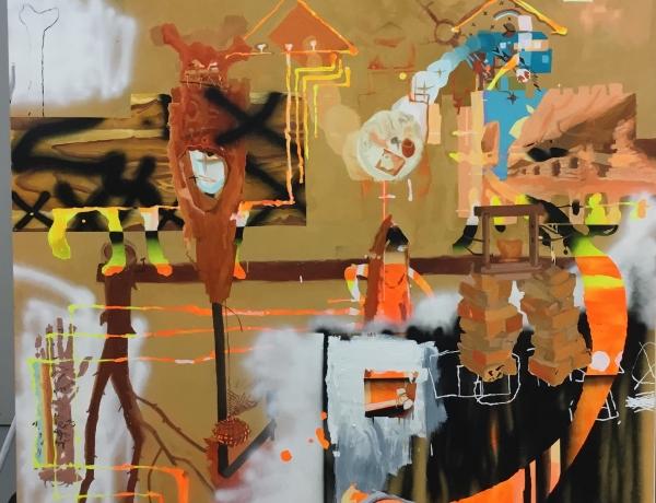Esteban Cabeza de Baca nominated for the Royal Award for Modern Painting