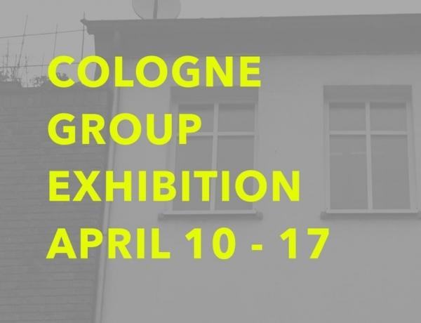 Cologne Group Exhibition