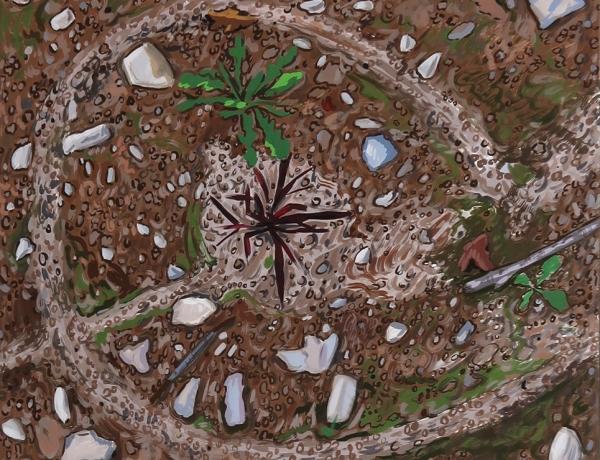 "Josephine Halvorson - ""Five Grounds"" Solo Exhibition"
