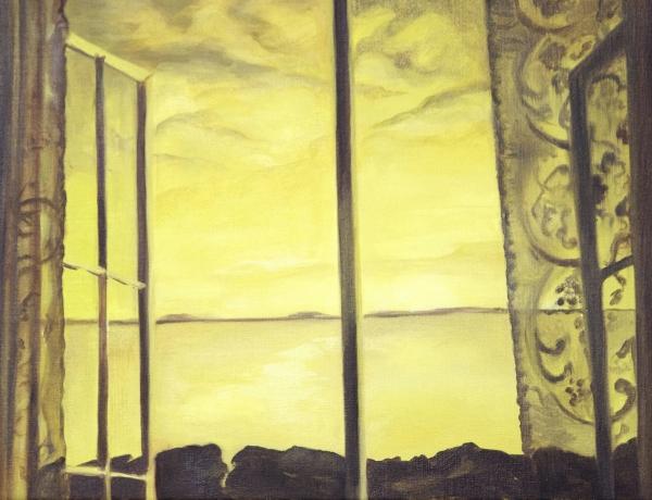 Sarah Kurz - Yellow Sea