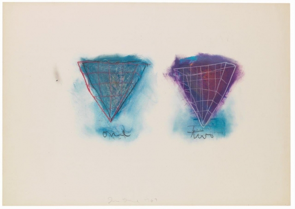"Jim Dine: ""Early Works"" opening at Gaa Gallery Wellfleet"