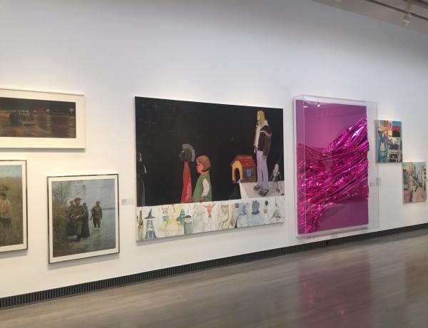 Martin Mannig @ Yokohama Musem of Art