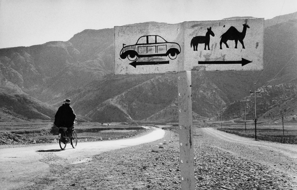 Marc Riboud: Witness at a Crossroads at The Rubin Museum of Art
