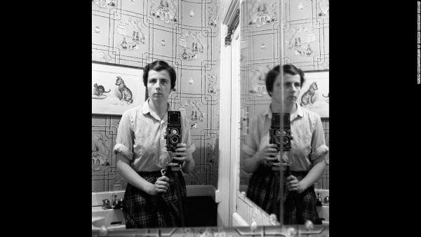 Vivian Maier Self-Portraits Featured in CNN Style