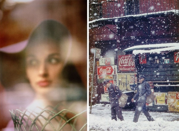 Saul Leiter: Recent Press