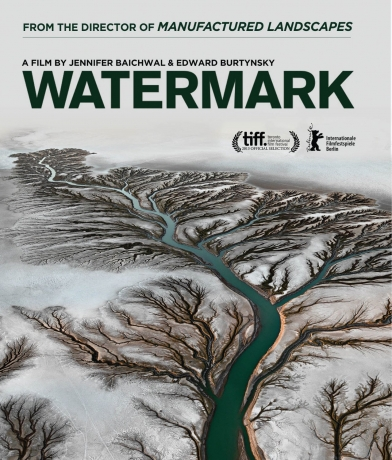 Edward Burtynsky: WATERMARK - Now Playing in US Theaters