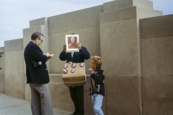 What Vivian Maier Saw in Color