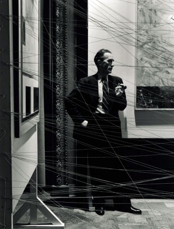 Arnold Newman: Masterclass Exhibition