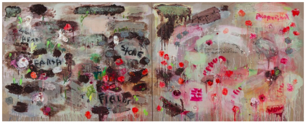 Joan Snyder Rosebuds & Rivers Solo Exhibition coming to London