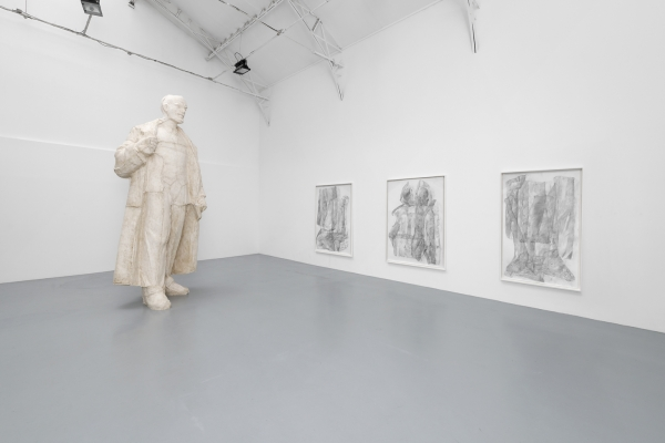 Ciprian Mureșan's solo exhibition'Incarnation' at Galerie Hussenot