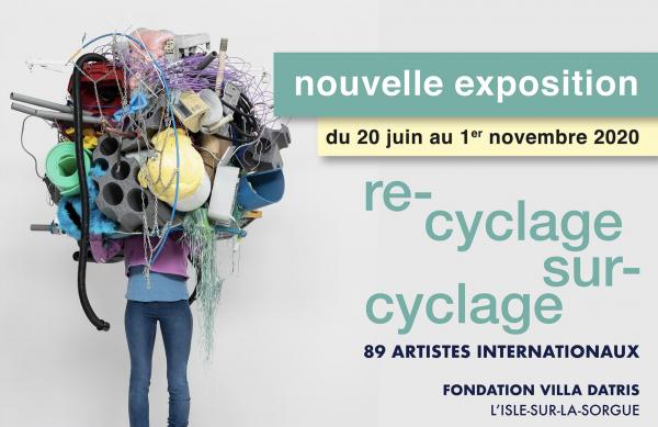 Moffat Takadiwa in 'Recyclage/Surcyclage'