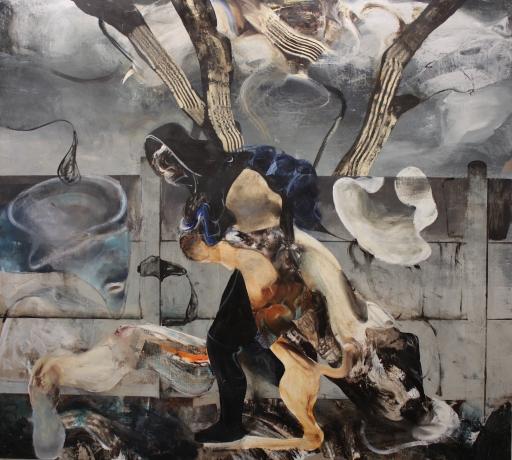 'Adrian Ghenie' at Tim Van Laere