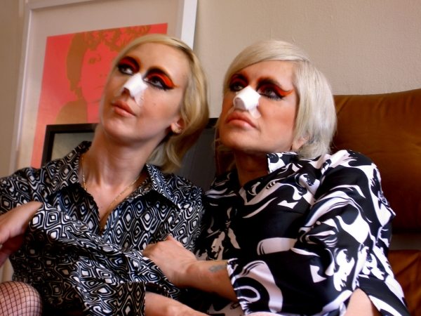 PAJAMA PARTY! With Tarot Readings by Lisa Anne Auerbach PLUS a screening of Marie Loseir's 'The Ballad of Genesis and Lady Jaye'