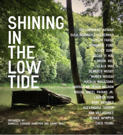 Dominique Fung in 'Shining in the Low Tide'