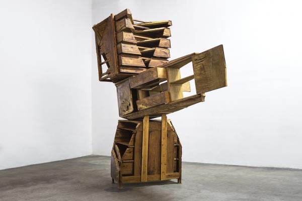 Nicodim Gallery Announces Representation of Jorge Peris