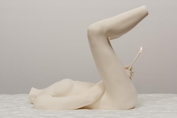 Isabelle Albuquerque Now Represented by Nicodim Gallery