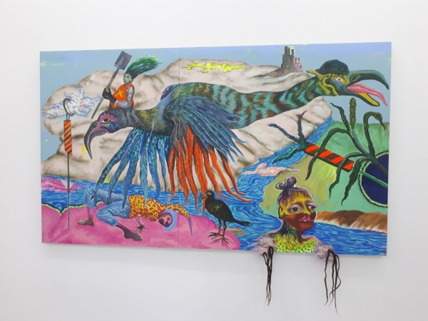 Simphiwe Ndzube in 'A Fair Share of Utopia'